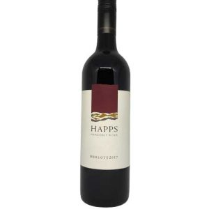 Happs Margaret River Estate Merlot 2017