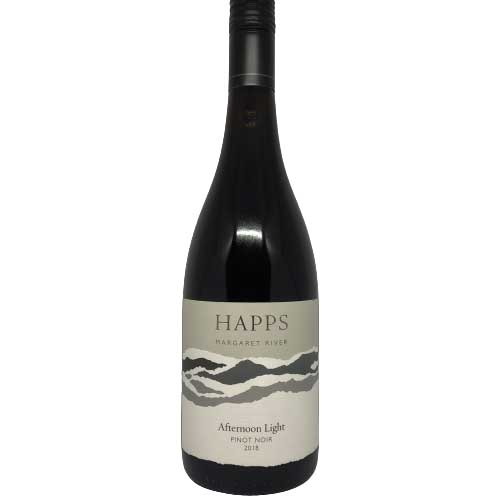 Happs Margaret River Afternoon Light Pinot Noir 2018