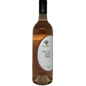 Oakway Estate Moscato 'Dolce' 2018